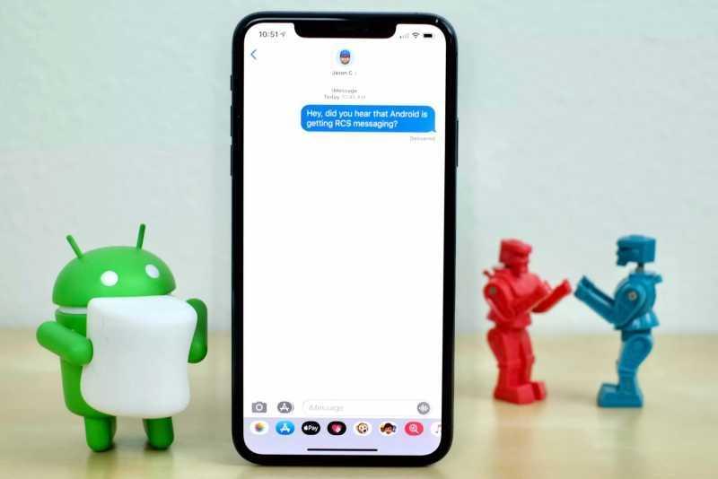 Google запустила бесплатную замену SMS