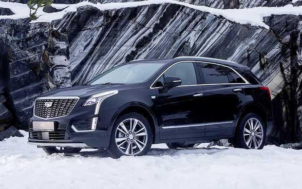 Что нового в Cadillac XT5