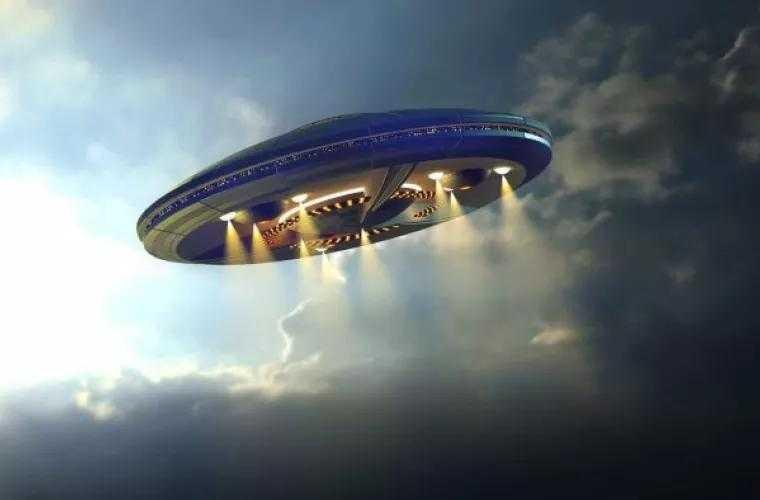 На Гавайях видели НЛО, которое «растворилось» в океане