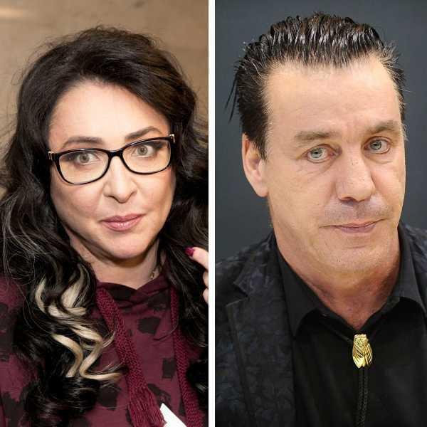 Лолита трогательно поздравила солиста Rammstein Тилля Линдеманна с днем рождения
