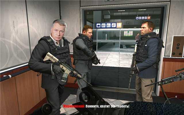 Call of LDPR: партия Жириновского выпустит шуточную компьютерную игру