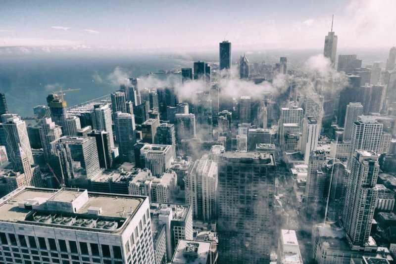 10 городов с самым загрязнённым воздухом