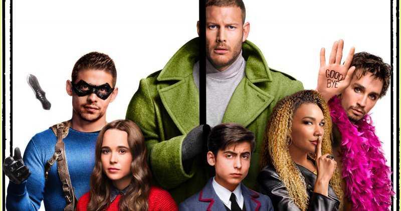 Телесериал от Netflix Академия Амбрелла