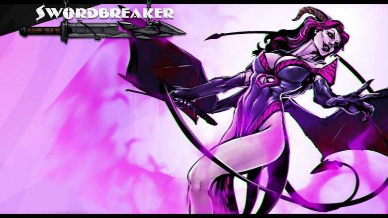Swordbreaker The Game и грядущие проекты разработчика