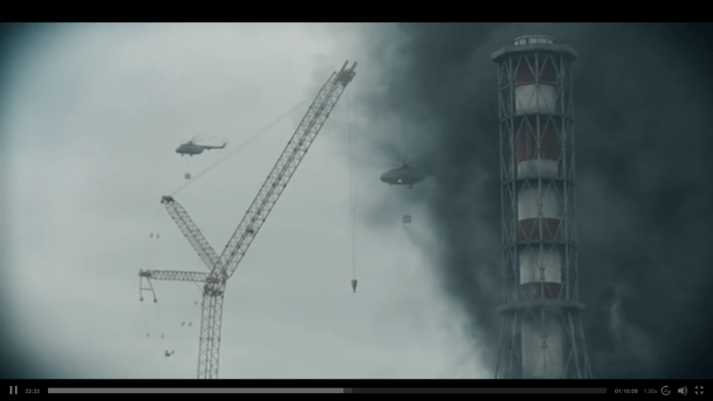 Сериал Чернобыль HBO. Мои впечатления (часть 2)