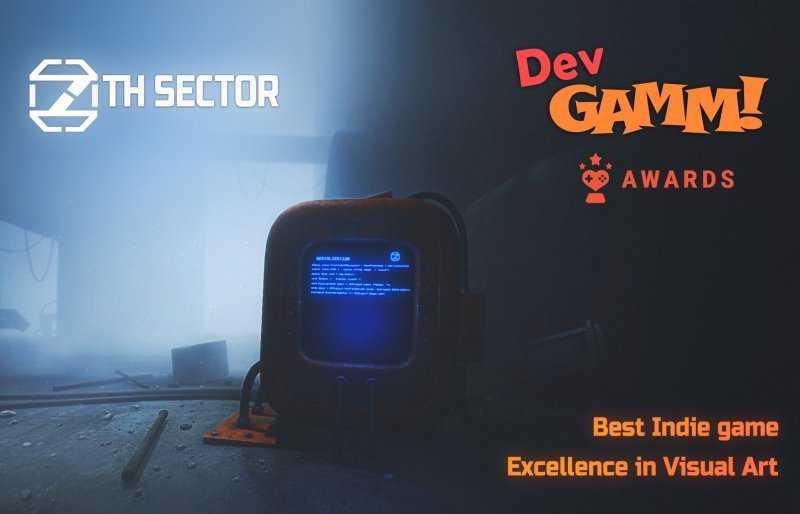 7th Sector на Devgamm Awards 2019.