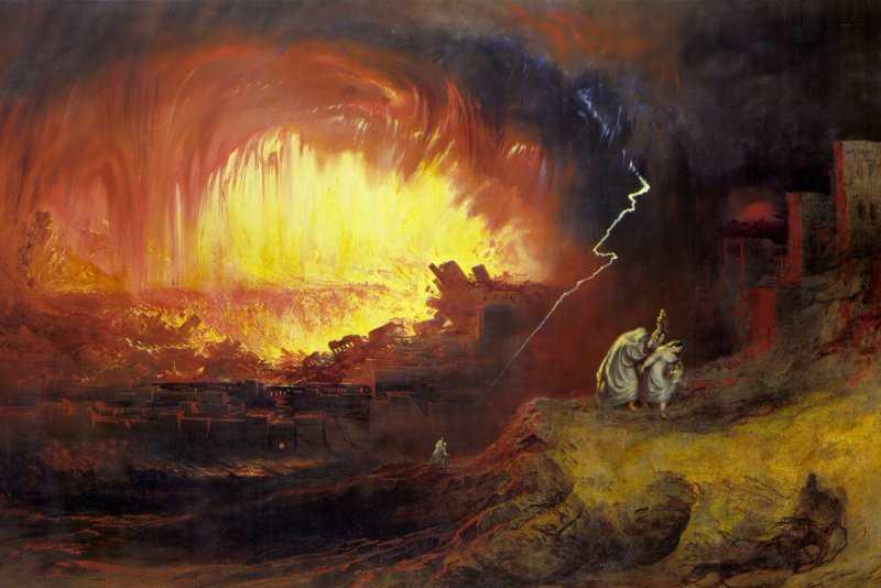 10 библейских чудес, которые имеют рациональное объяснение