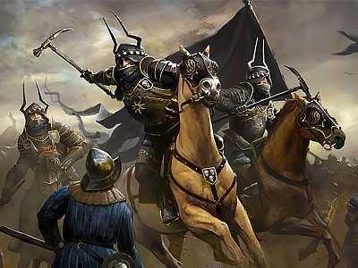 На съёмках «Ведьмака» замечена армия Нильфгаарда