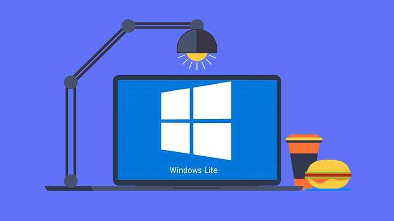 Lite OS: «Убийца» Windows 10 на подходе