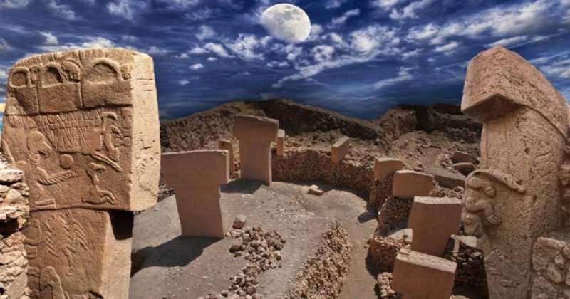 Необычные древние артефакты, происхождение которых доподлинно неизвестно