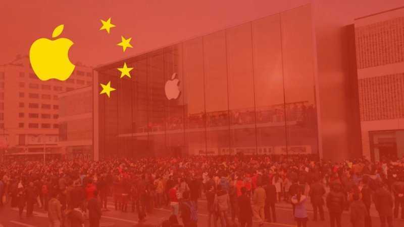 Китай мстит за Huawei и может запретить Apple