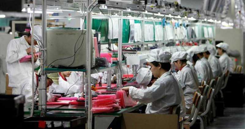 Foxconn останавливает сборку смартфонов Huawei