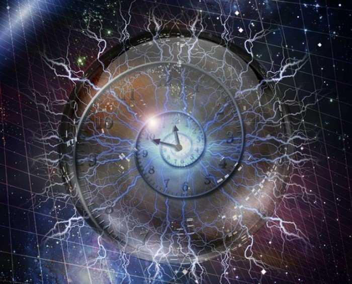Гипотеза о хронозащите Вселенной