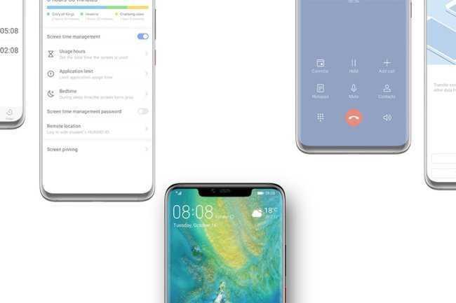 Опубликованы вероятные скриншоты будущей Hongmeng OS