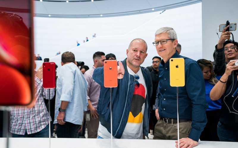 Джонни Айв покидает Apple