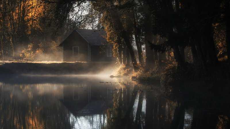 Ведьмовские пруды