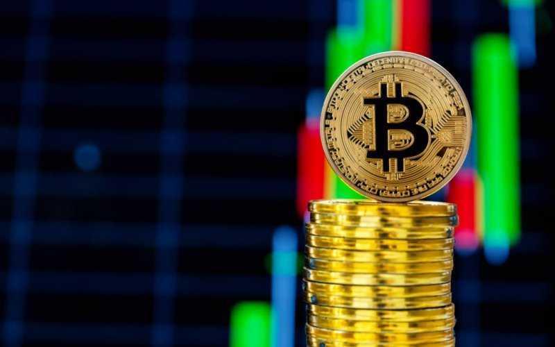 Bitcoin устремился в направлении земного ядра