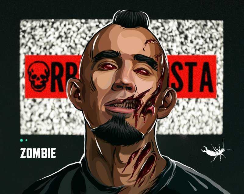 2rbina 2rista выпустила новый клип — Зомби