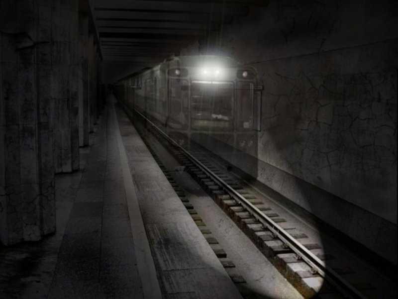 Страшные легенды московского метро