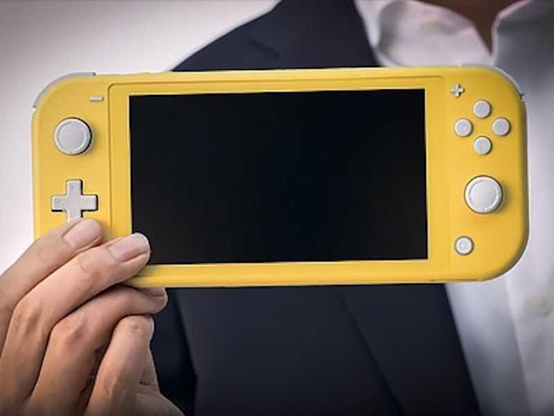 Nintendo официально анонсировала Switch Lite. Она дешевле оригинала на треть