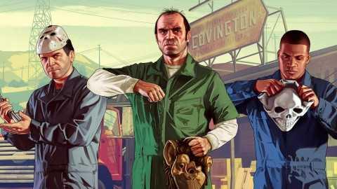 Названа примерная дата релиза Grand Theft Auto VI