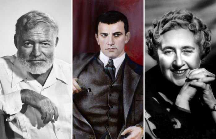 6 знаменитых литераторов, которые писали с ошибками, но покорили мир