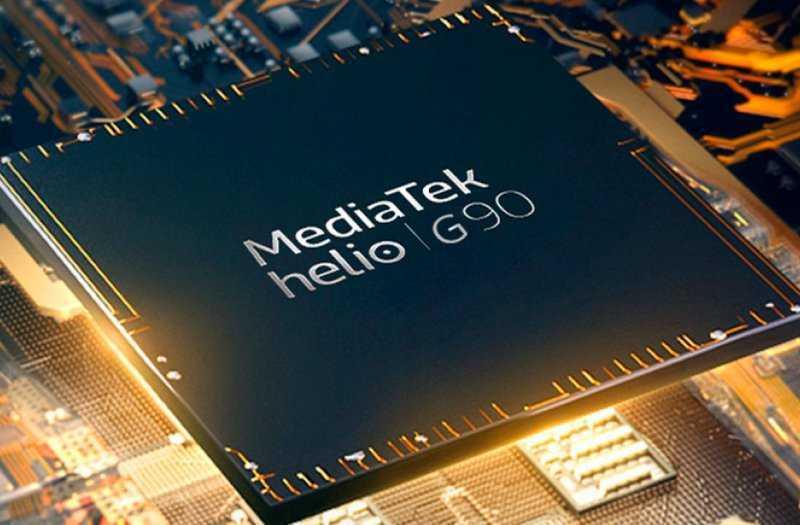 MediaTek анонсирует чипсет Helio G90, предназначенный для мобильных игр