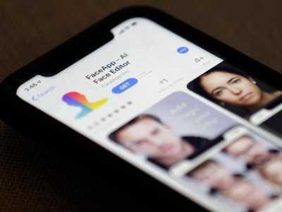 Разработчиков FaceApp обвинили в сливе данных пользователей