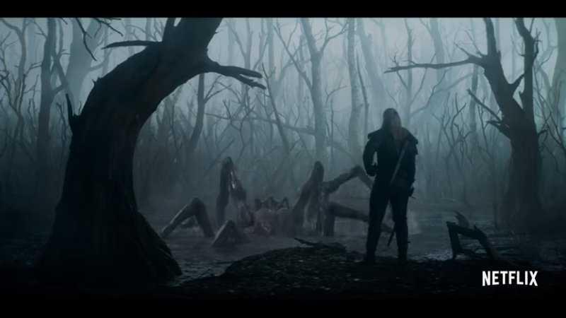 Вышел первый трейлер «Ведьмака» от Netflix