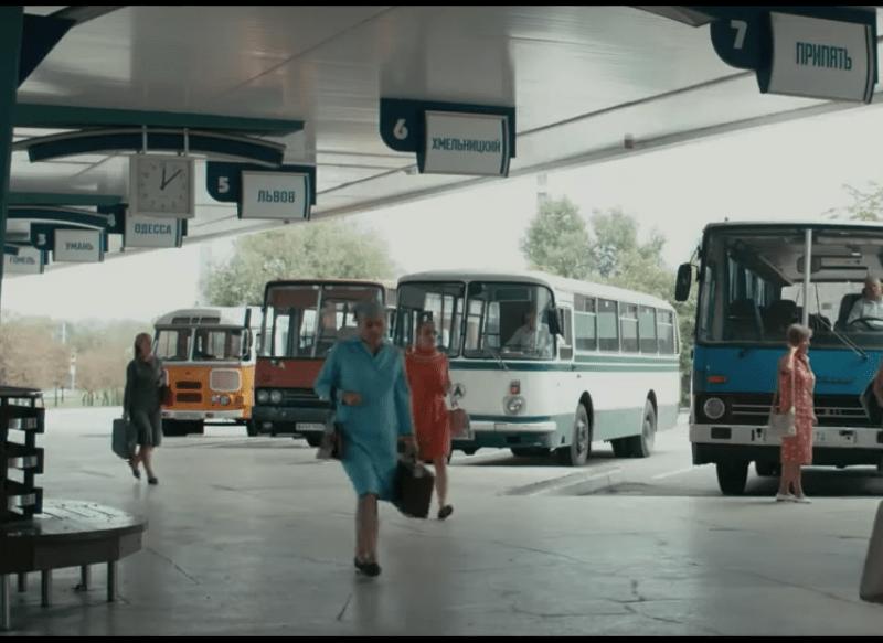 Появился трейлер российского сериала «Чернобыль»