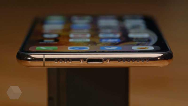 Свежие подробности об iPhone 2019 года: Lightning и новый Taptic Engine