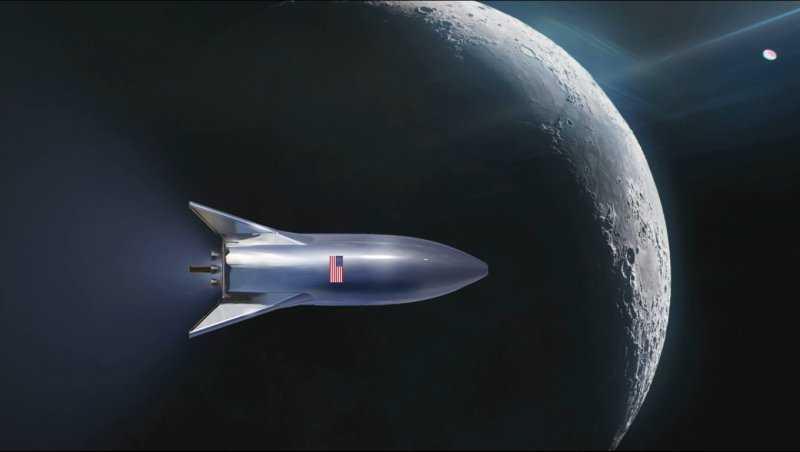 SpaceX успешно протестировал ракету-носитель для полетов на Марс