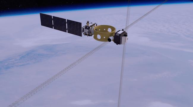 Американцы вывели на орбиту спутник под названием DSX