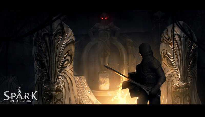 Spark in the Dark. Хроники бездонного подземного царства