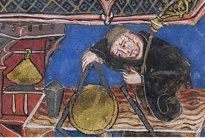 Самые безумные и странные традиции средних веков