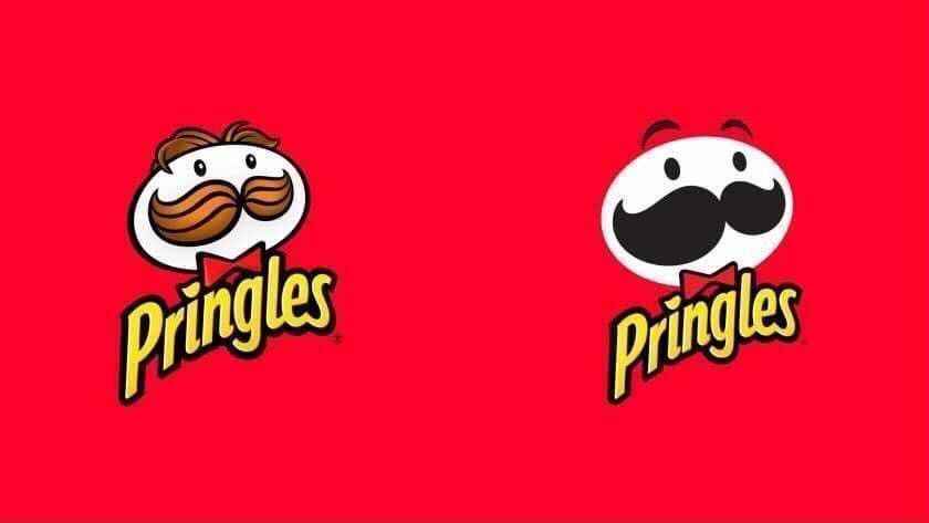 Чипсы Pringles впервые за 20 лет решили обновить дизайн