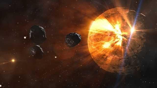 7 февраля к Земле приблизится астероид диаметром до 128 метров
