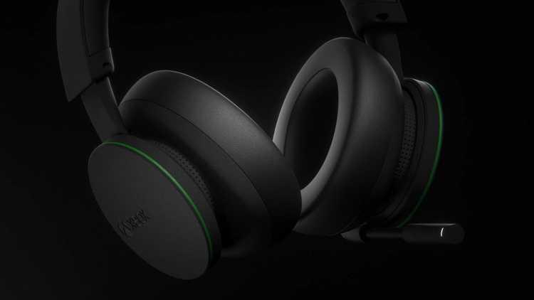 Microsoft представила беспроводную гарнитуру Xbox Wireless Headset