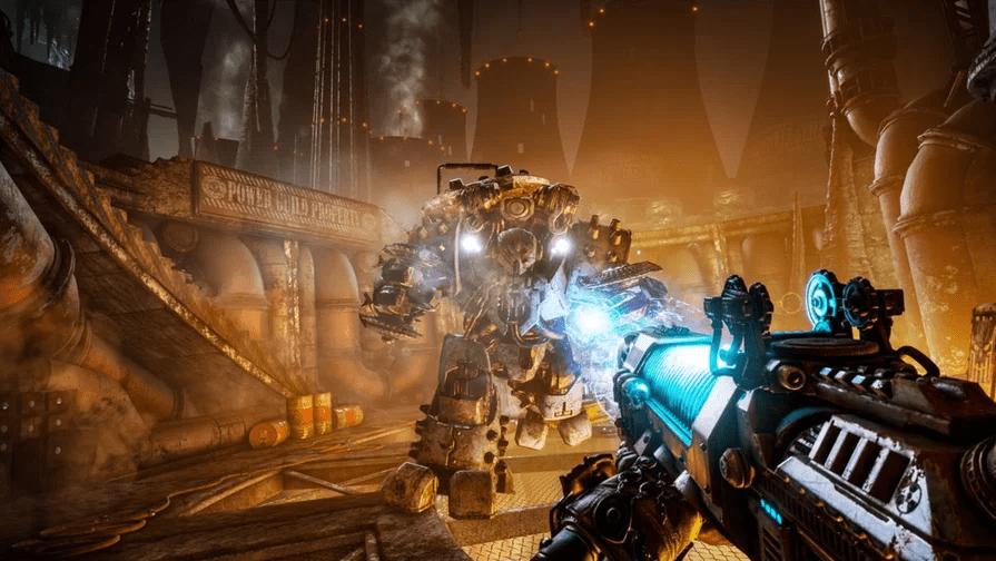 Авторы Necromunda: Hired Gun в мире Warhammer 40K раскрыли новые детали
