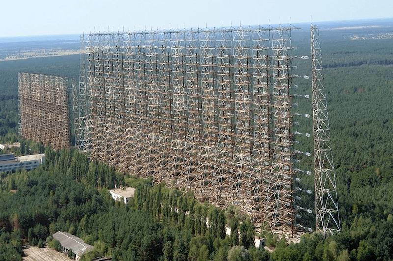 Заброшенные мегастройки СССР