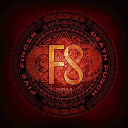 Альбом FIVE FINGER DEATH PUNCH — F8 (2020)