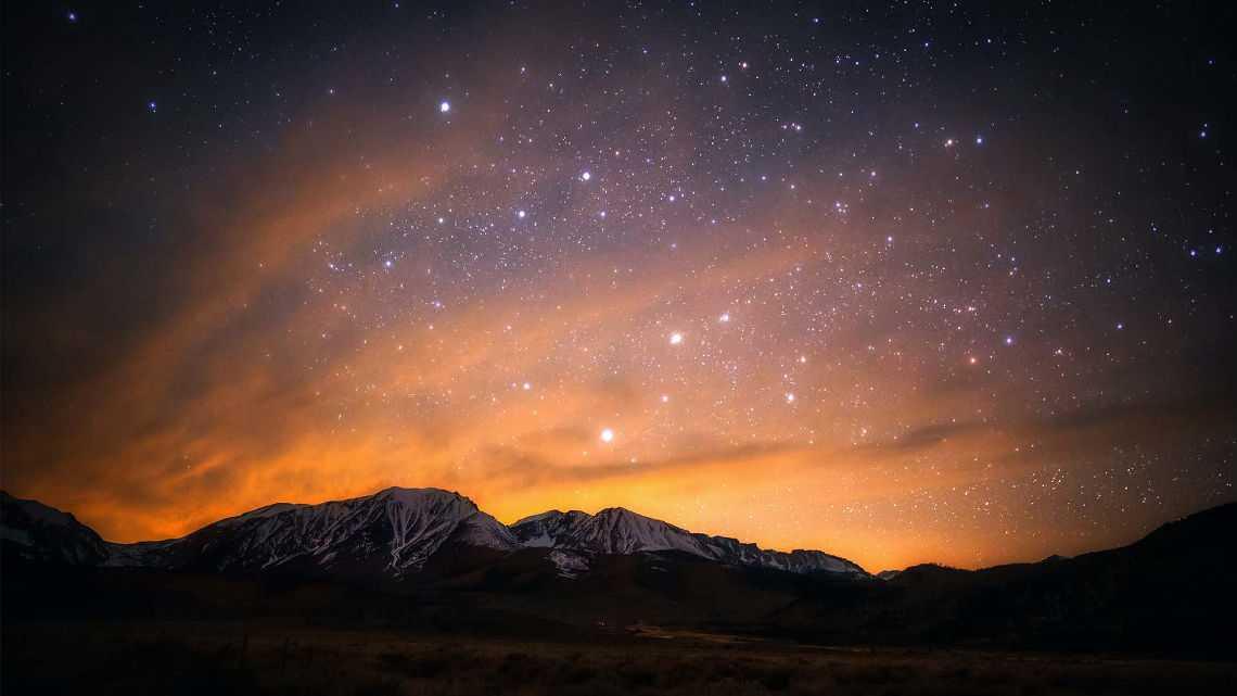 Семь самых ярких звезд на небе