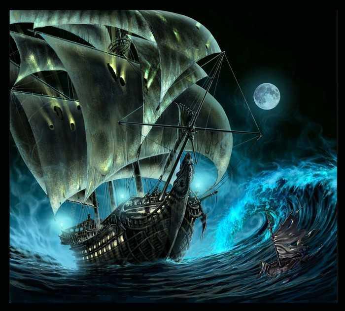 Призраки моря