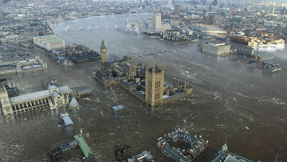 Миру угрожает новый всемирный потоп