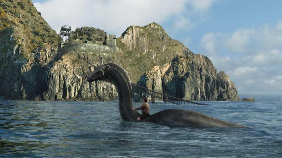 395830 - Лучшие фильмы про динозавров