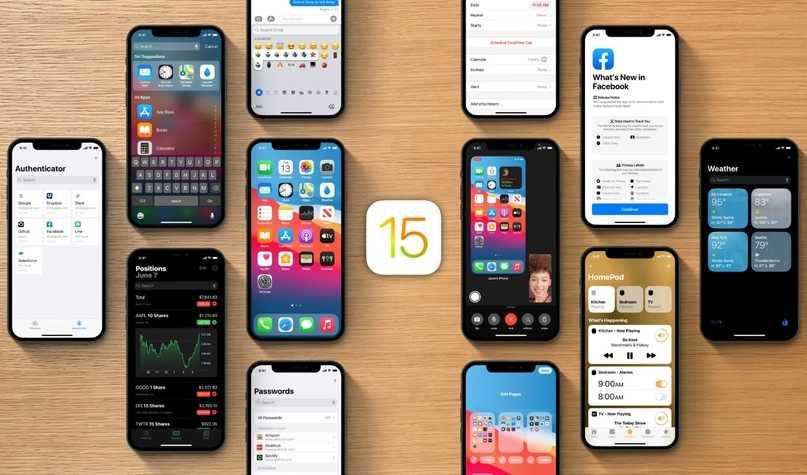 50 нововведений iOS 15 показали в новом концепте