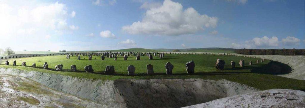 d4ibktzxoaiavau 1024x364 - 6 самых загадочных каменных сооружений мира