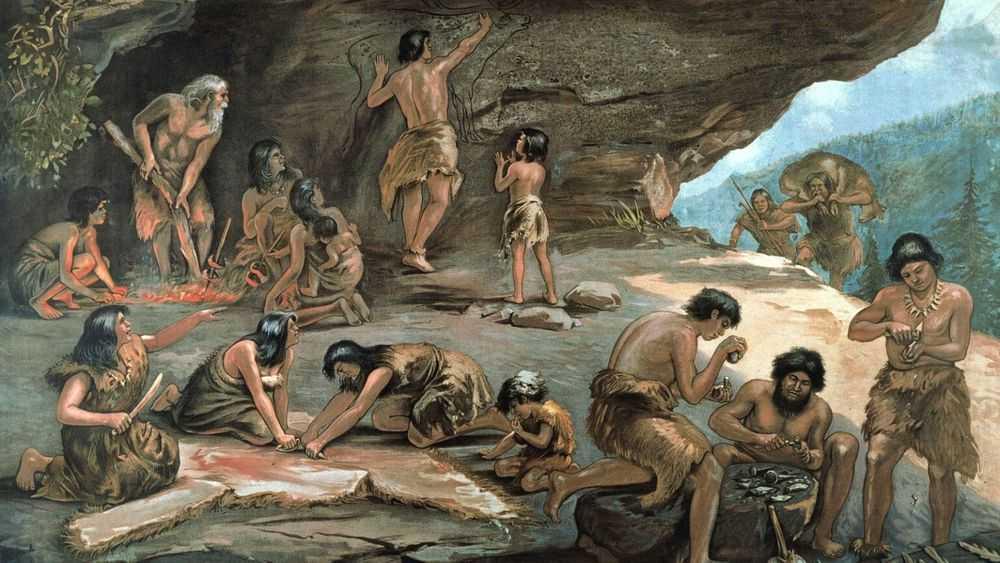 «Секретное оружие» Homo sapiens: гены творчества стали залогом выживания нашего вида
