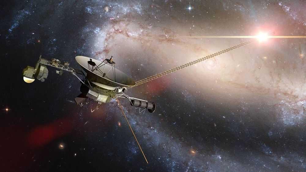 Смелая идея ученого может стать основой межзвёздного интернета