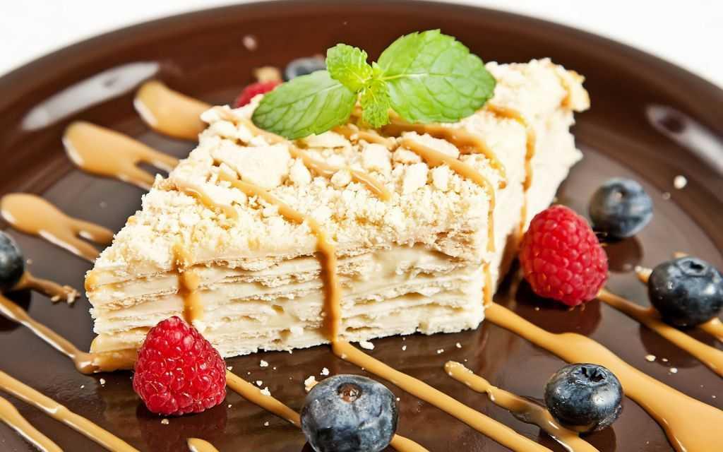 Происхождение названия торта «Наполеон»